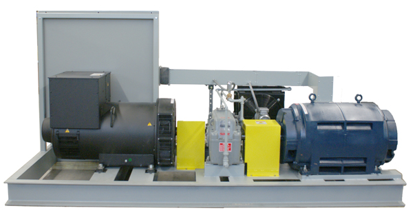 50RG Reduction Gear Motor-Generator Sets