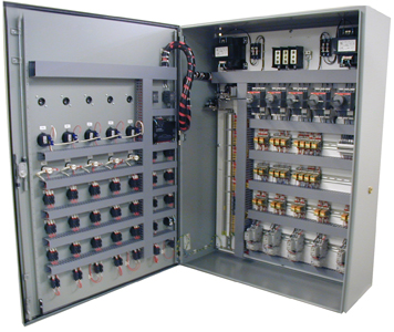 Relay-Based Control Panel