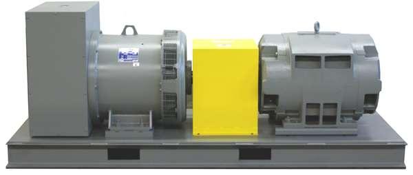 400SC Motor-Generator Set