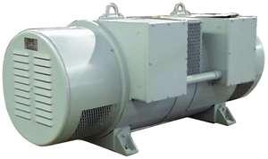 50SH 50SH 400TR 60RC Motor-Generator Sets
