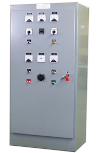 400TR Motor-Generator Control Panel