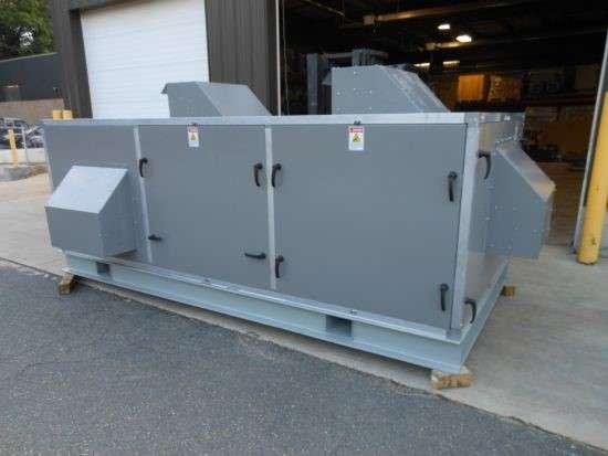 Motor Generator set in outdoor enclosure - for desert application