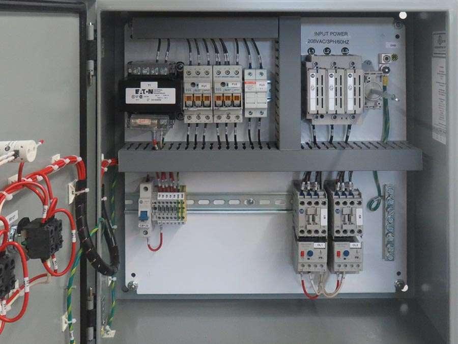 Horlick Control Panels - Horlick